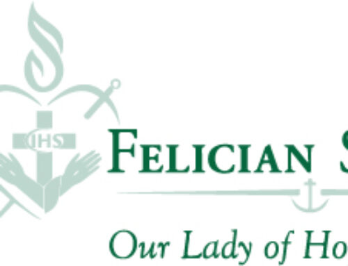 From the Felician-Sponsored Ministries to the OLHP Council