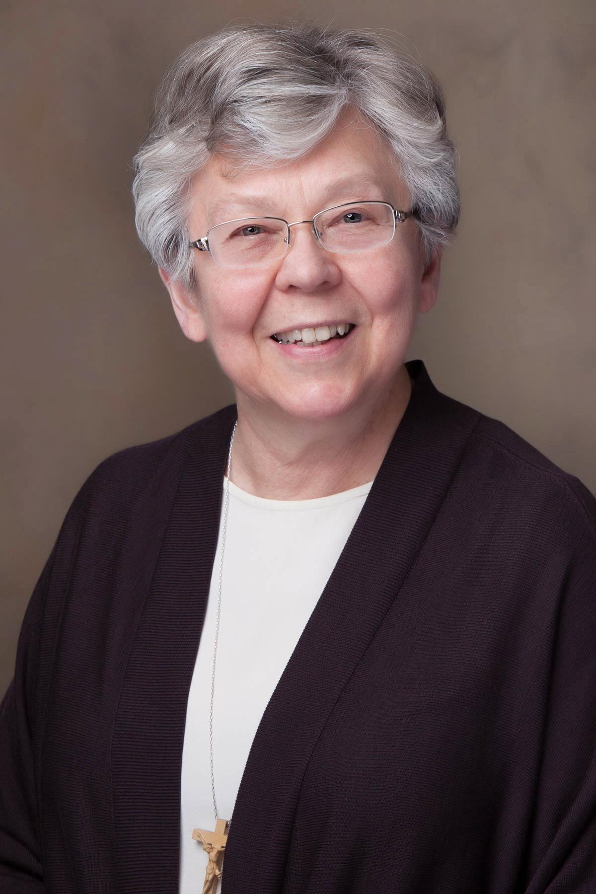 S Judith Marie Kubicki, CSSF